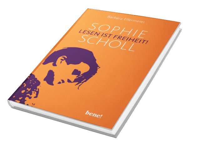 Sophie Scholl Lesen ist freiheit